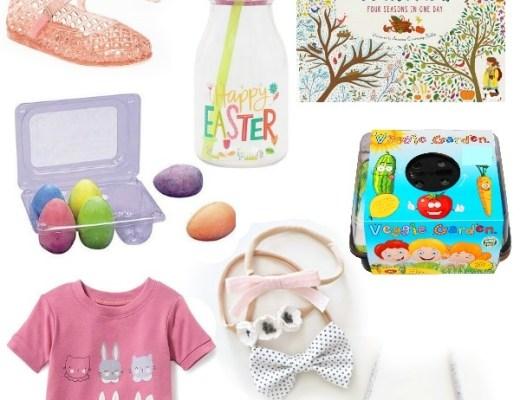 easter basket goodies for littles