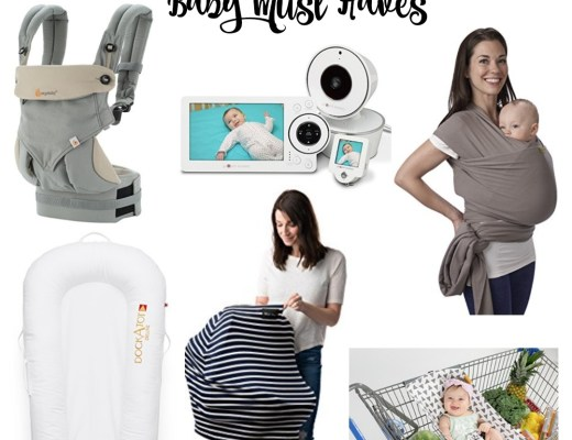 second time around baby must haves