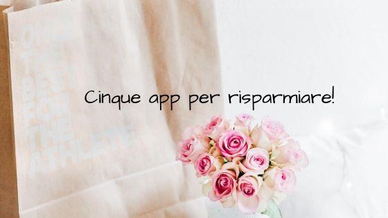 Cinque app per risparmiare, lifestyle, mypoblog, outlet, Privalia, qualità, SaldiPrivati, sconti, shopping, The Fork TreatWell, Ventis