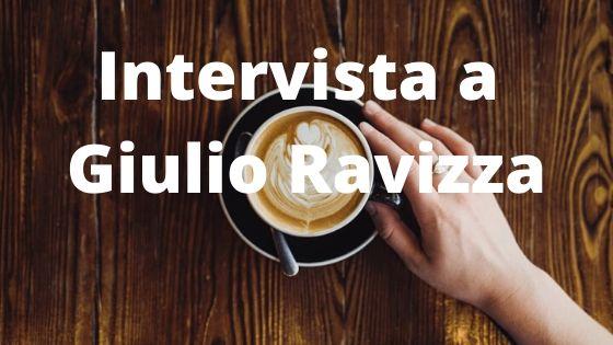 Giulio Ravizza, Intervista a Giulio Ravizza, My Po Blog, Lettura, book, books, Book a Book, L'influenza del blu,