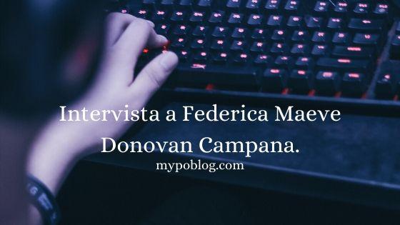 Federica Campana Maeve Donovan, gaming, le gamer, la gamer, italy, esports,