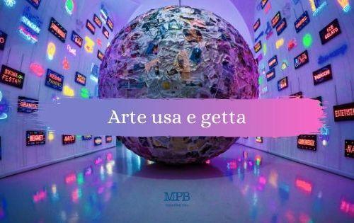 Arte usa e getta, Manuelito, Arte, Fast Art,
