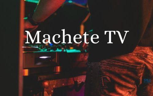 Machete Tv, Twitch, Machete Production, Machete Mob, Hell Raton, Manuelito,