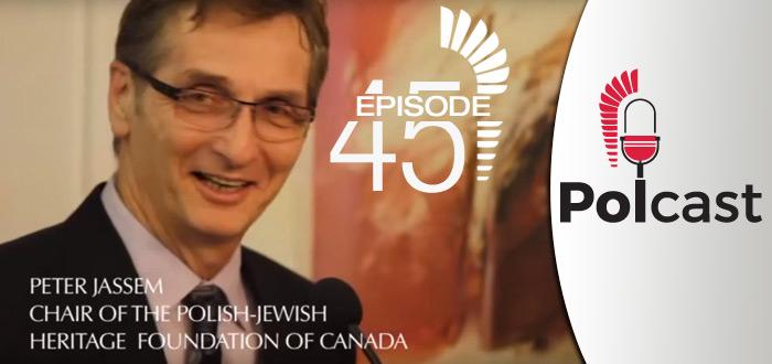 Polish-Jewish roots turned life mission (Episode 45)