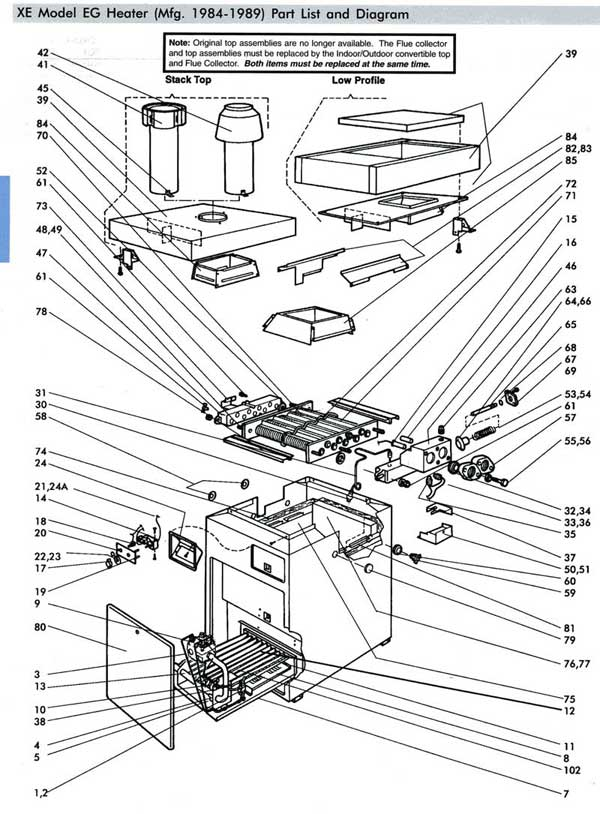 Modine Pa50ab Gas Valve Wiring Diagram