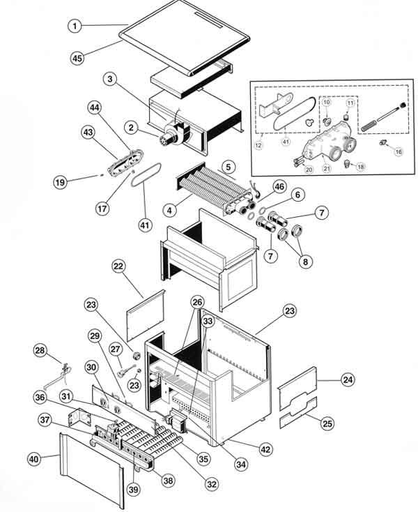 Diagram Hayward Heater Wiring File Aq71587