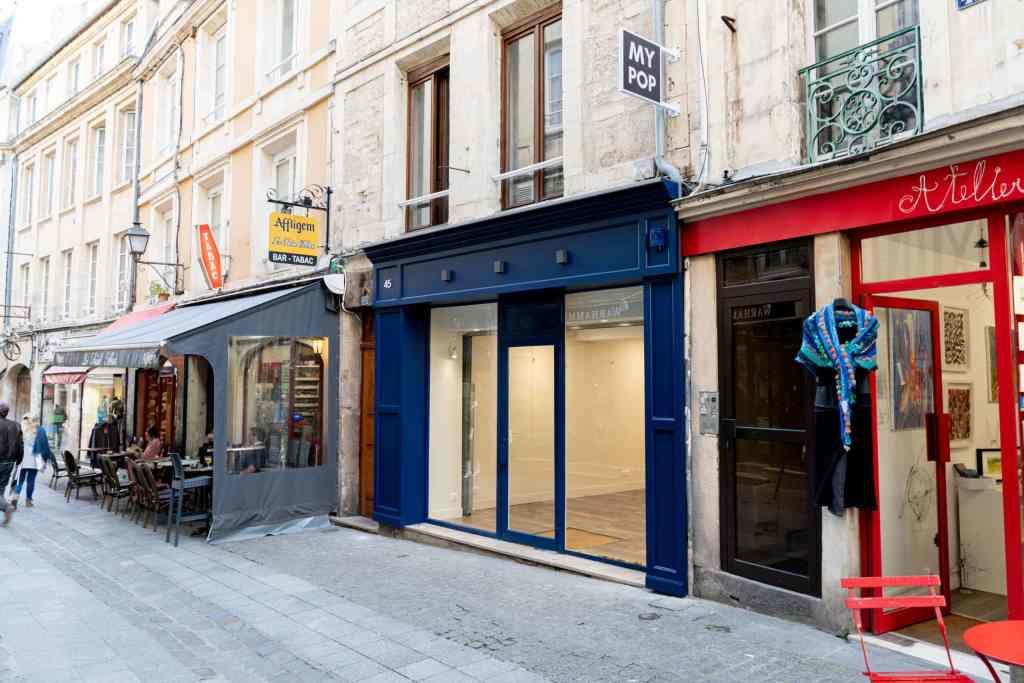 MYPOP Popup Rue Froide Caen