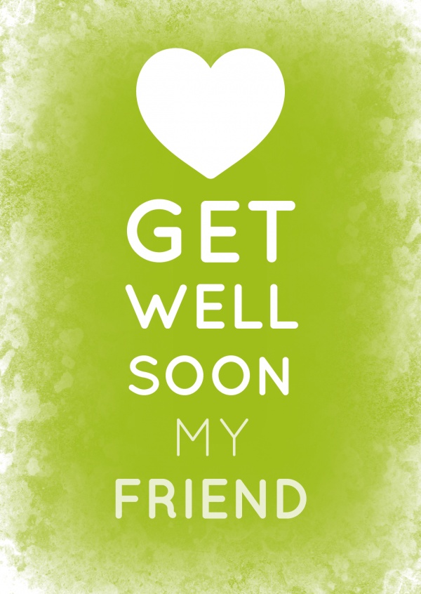 Create Your Own Get Well Soon Cards Free Printable