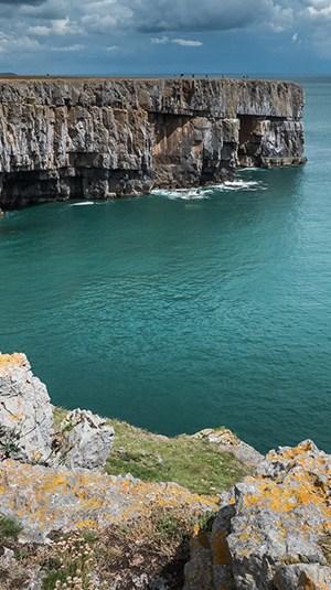 Urlaubsfoto HDR Meer