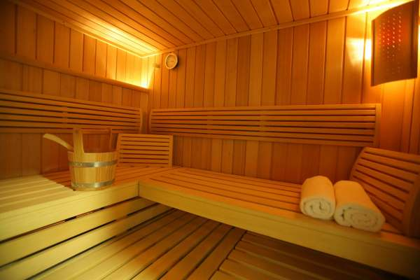 Sauna Heater and Other Luxury Touches Which Could Really ...