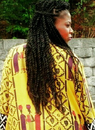 Senegalese Twists - My Pretty Brown Blog