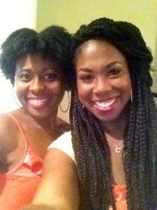 Bernice & I