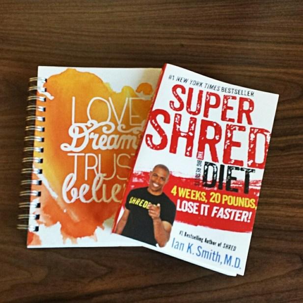 Super Shred Diet   My Pretty Brown Blog