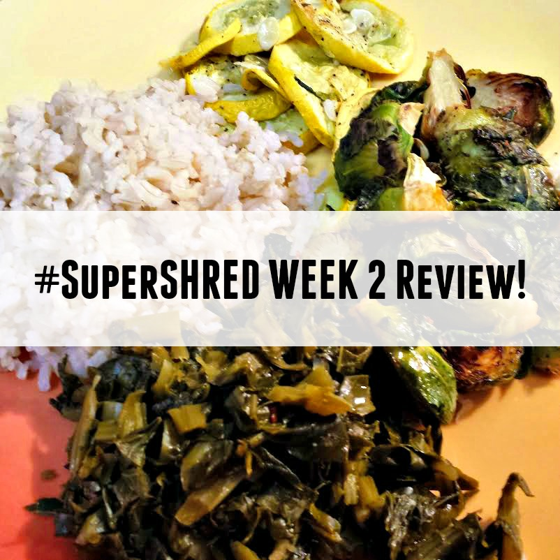 Super Shred Diet Week 2: Accelerate