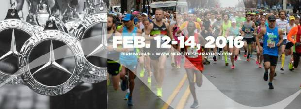 Who 39 s celebrating 15 years with me runmercedes my for Mercedes benz marathon birmingham