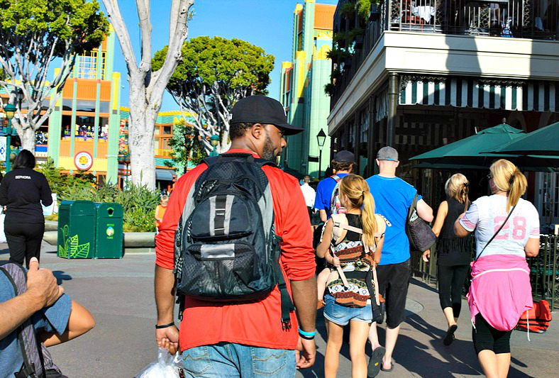 Disneyland Half Marathon Weekend Expo 2015