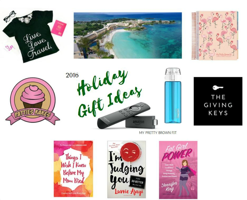Holiday Gift Ideas + Gifts That Give Back - My Pretty Brown Fit