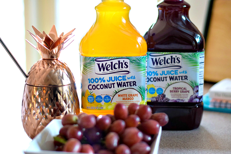 Welch's 100% Juice with Coconut Water