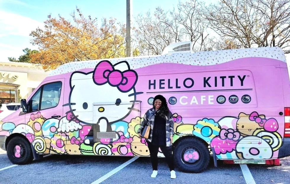 87d94d302 When I found out the Hello Kitty Cafe Truck was making a stop in my city  (Birmingham, AL), I knew I had to make a stop!