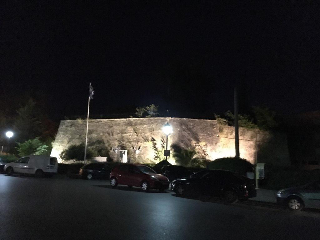 Πρέβεζα: Επιτέλους ΦΩΣ στο Κάστρο του Αγίου Ανδρέα στην Πρέβεζα