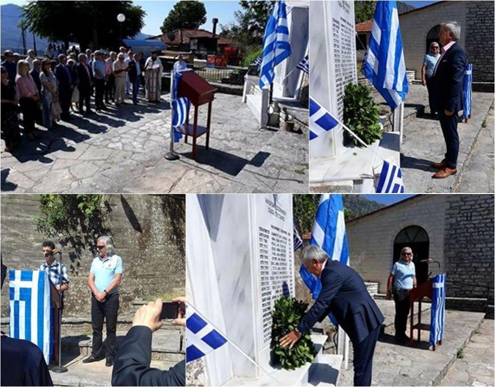 Πρέβεζα: Το Νικολίτσι Πρέβεζας θυμάται και τιμά τα θύματα από το Βομβαρδισμό που προκάλεσαν οι Ναζί