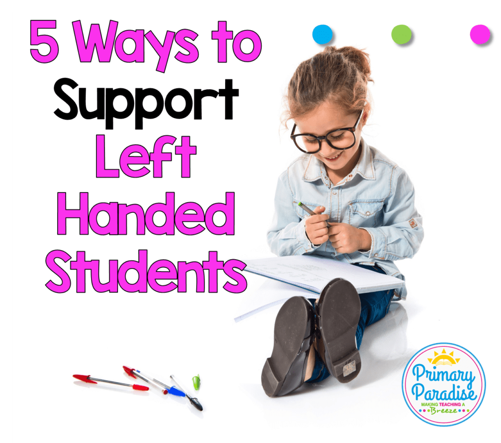 Left Handed Mean Left Out 5 Ways To Support Your Lefty