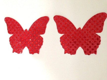 Butterfly Nipple Covers Pasties