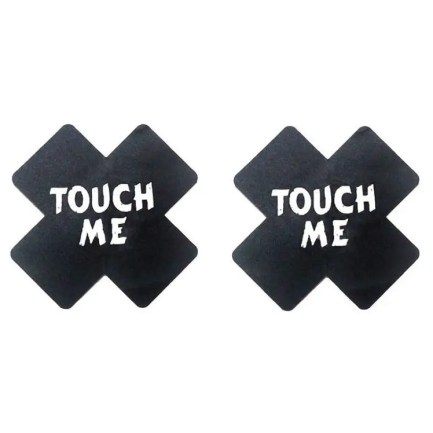 Touch Me Cross Pasties