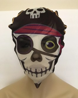 Halloween Stocking Masks In Three Styles