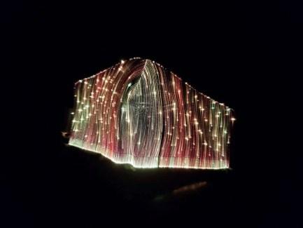 Rave Mask Led Lighted