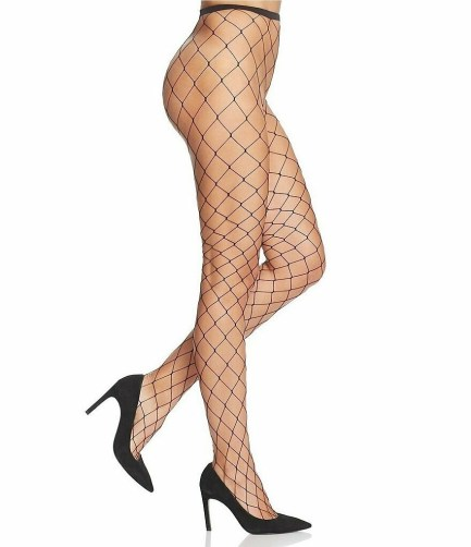 Classic Erotic Wide Fishnet Pantyhose