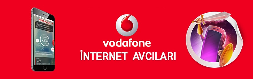 Vodafone İnternet Avciları 2019