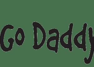 godaddy logo - transparent
