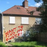 the number of empty UK properties still increasing