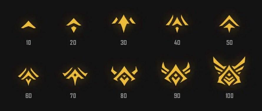 Emblèmes de maîtrise
