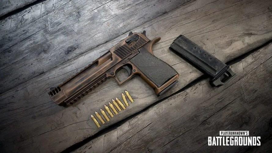 « La seule arme de poing de PUBG capable de détruire un casque de niveau 3 avec seulement deux headshots ! »