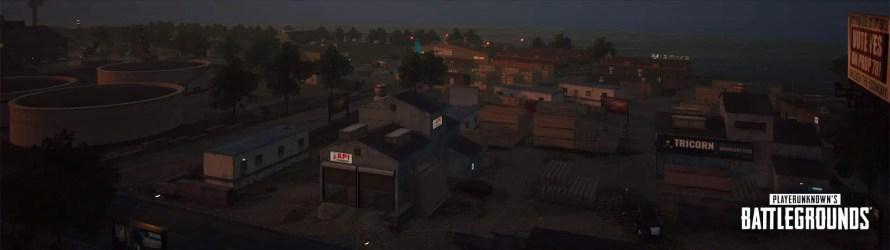Les quartiers de Haven-Zone industrielle