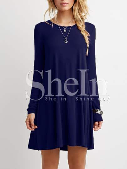 Bleu dress
