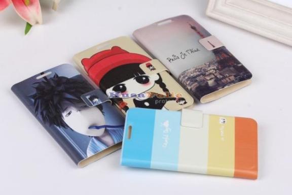 husa carte flip book