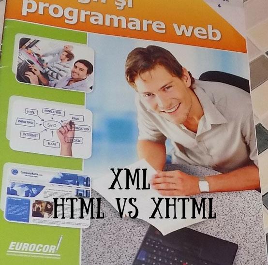 coduri de marcare XML si XHTML