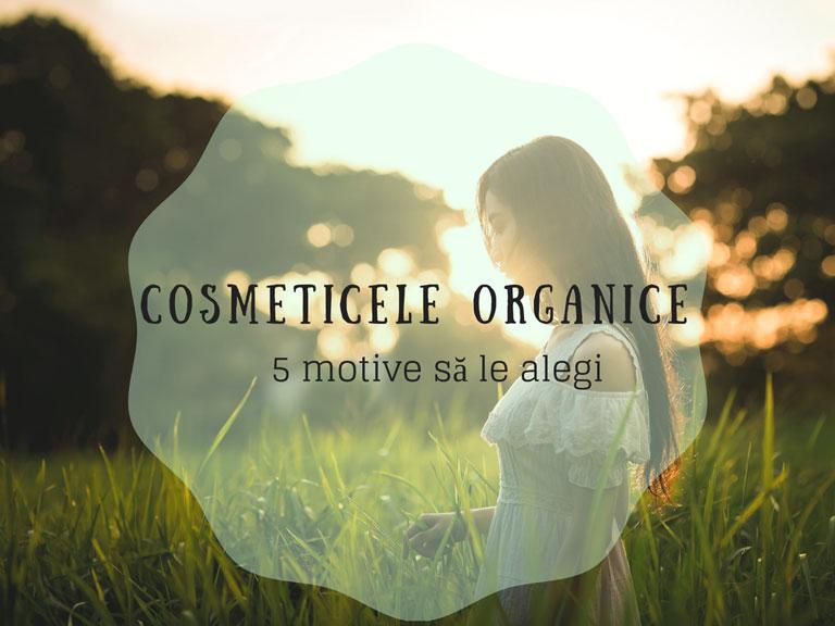 produse cosmetice naturiste