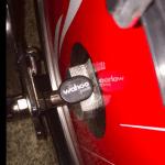 Wahoo Speed and Cadence Sensor for Sunny Spin Bike Alternative to Peloton