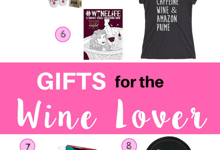 Holiday Gift Guide for the Wine Lover