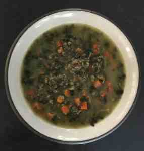 Lentil Kale Soup Splendid Spoon