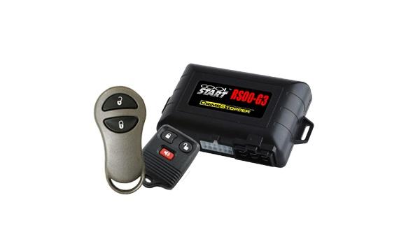 2006 Ridgeline Remote Start