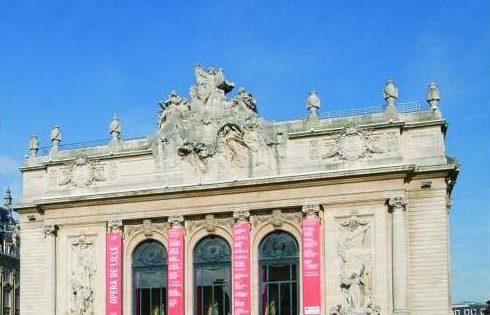 Opéra de Lille - © Frederic Iovino