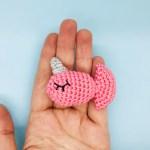 patron crochet amigurumi poissicorne