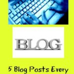 5 Blog Posts Every Blogger Should Read
