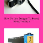 How To Use Images To Boost Blog Traffic