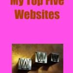 My Top Five Websites